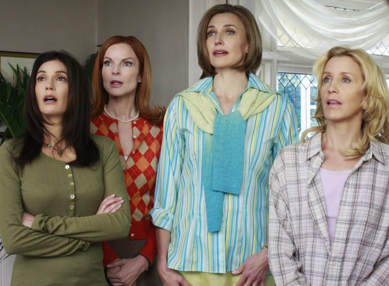 Le protagoniste di Desperate Housewives nell'episodio The Best Thing That Ever Could Have Happened