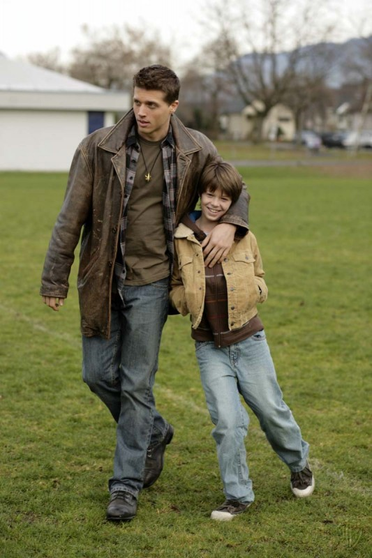 Brock Kelly e Colin Ford nell'episodio Afterschool Special di Supernatural