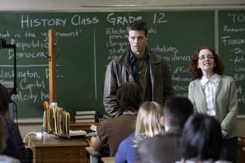 Brock Kelly in un momento dell'episodio Afterschool Special di Supernatural