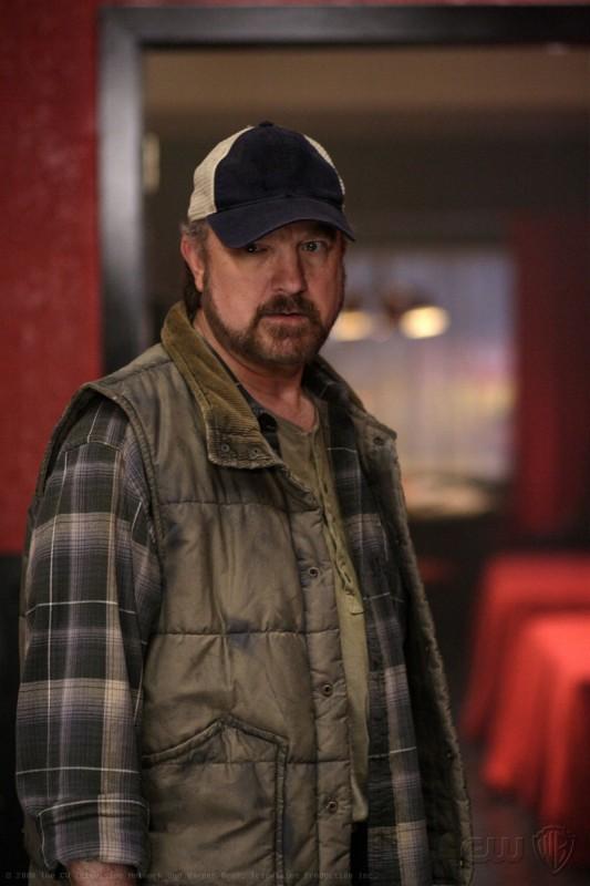 Jim Beaver in una scena dell'episodio Sex and Violence di Supernatural