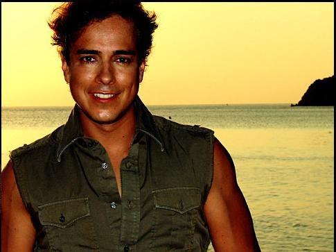 Jorge Enrique Abello a Santa Marta, in vacanza