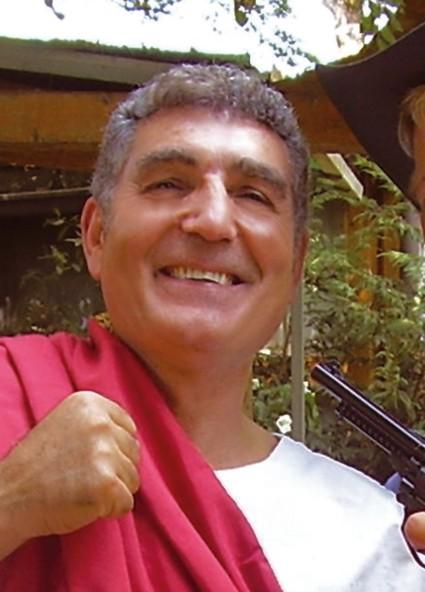 L'ex-pugile Patrizio Oliva