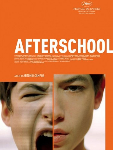 La locandina di Afterschool