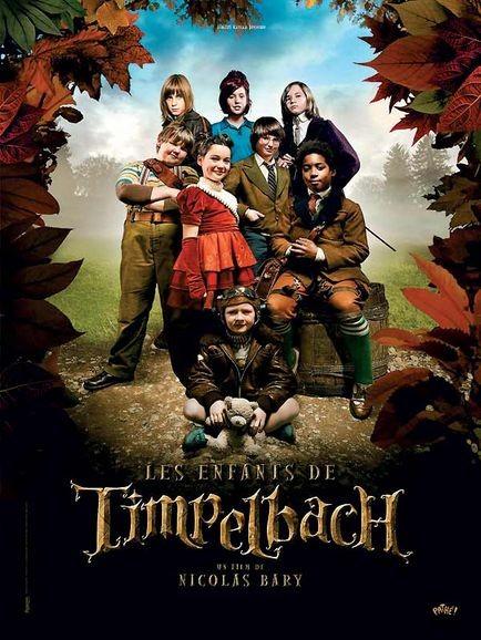 La locandina di Les enfants de Timpelbach