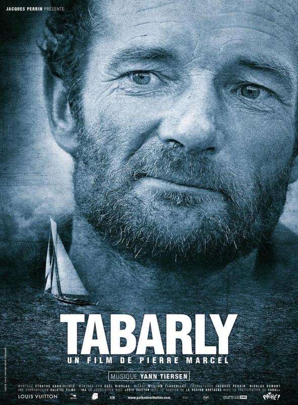 La locandina di Tabarly