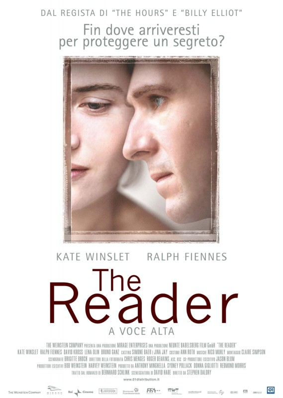 Locandina italiana di The Reader