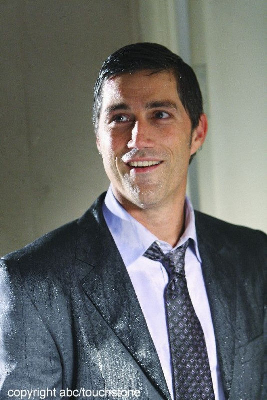 Matthew Fox nell'episodio The Little Prince di Lost