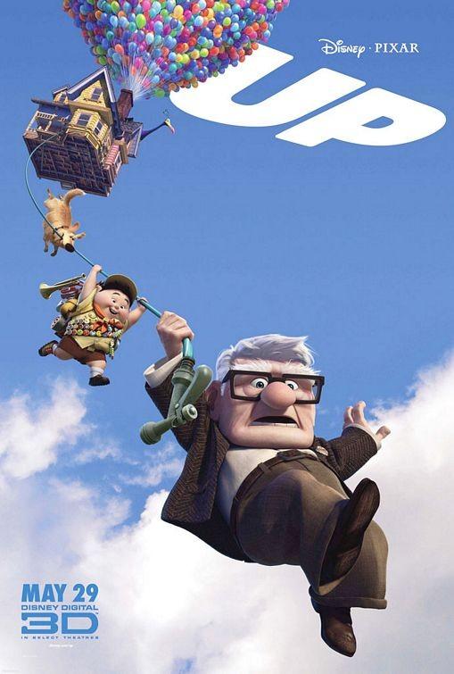 Nuovo poster per Up della Pixar