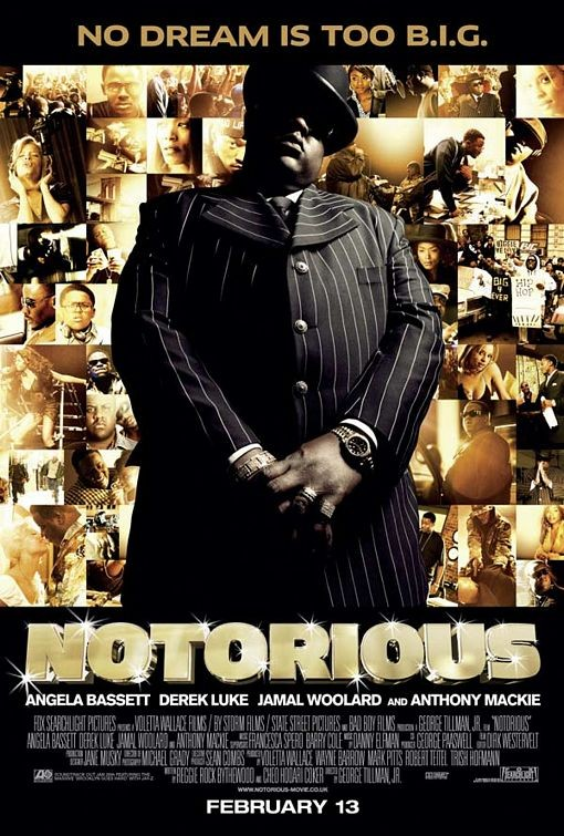 Poster internazionale per Notorious