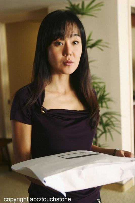 Yunjin Kim nell'episodio The Little Prince di Lost