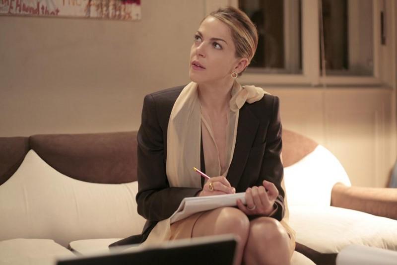 Claudia Gerini è la protagonista femminile del film Diverso da chi?