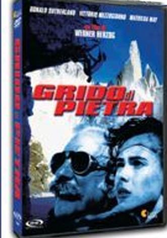 La copertina di Grido di pietra (dvd)