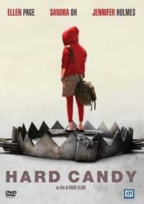 La copertina di Hard Candy (dvd)