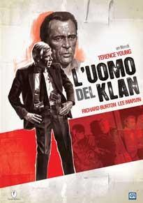 La copertina di L'uomo del klan (dvd)