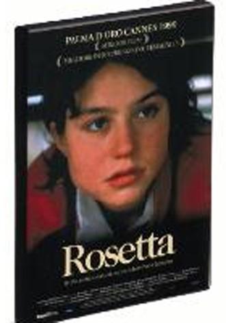 La copertina di Rosetta (dvd)