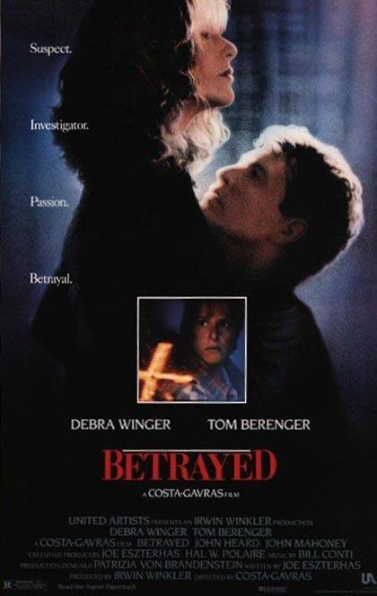 La locandina di Betrayed - Tradita