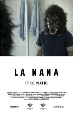 La locandina di La Nana