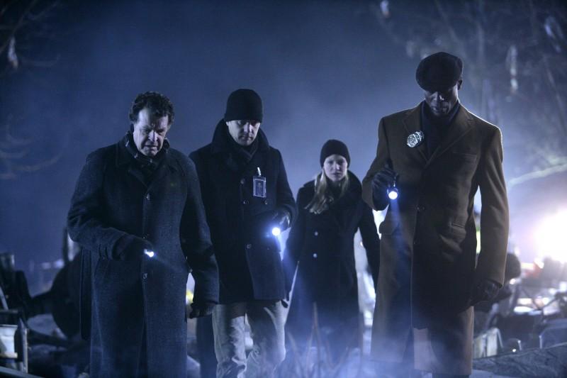 Una scena dell'episodio The Transformation di Fringe