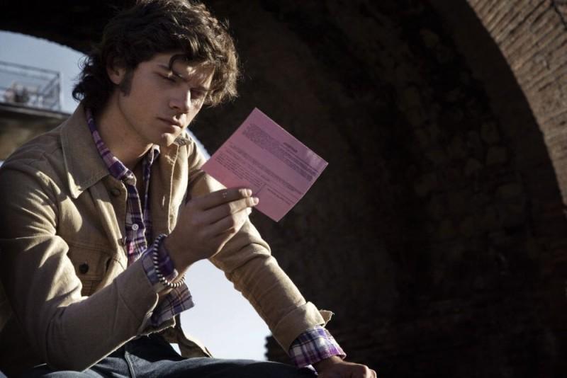 Emanuele Bosi è il giovane protagonista del film Questo piccolo grande amore