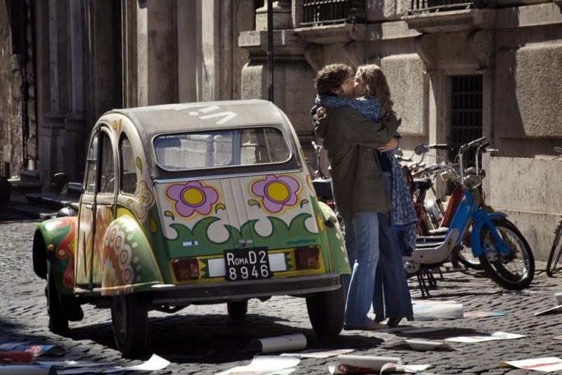 Emanuele Bosi e Maria P. Petruolo in una scena di Questo piccolo grande amore