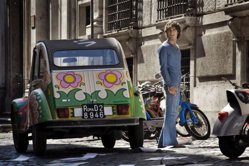 Emanuele Bosi in un'immagine di Questo piccolo grande amore
