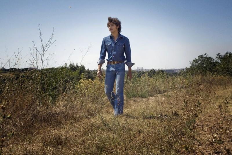 Emanuele Bosi interpreta Andrea nel film Questo piccolo grande amore