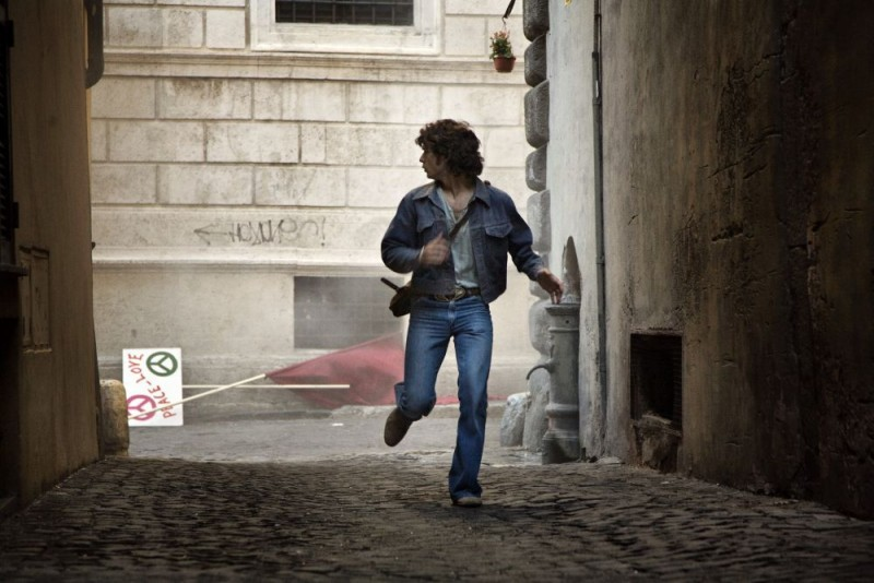 Emanuele Bosi nel film Questo piccolo grande amore