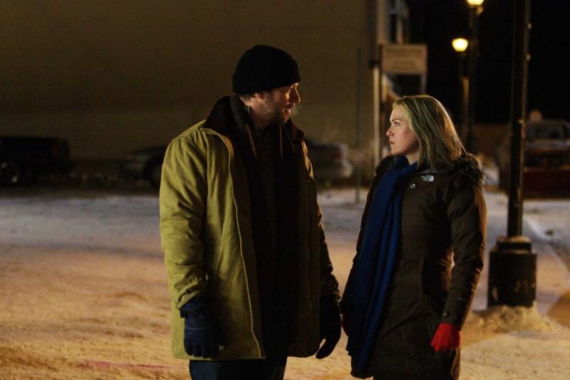 Harry Connick e Renée Zellweger in un'immagine del film New in Town