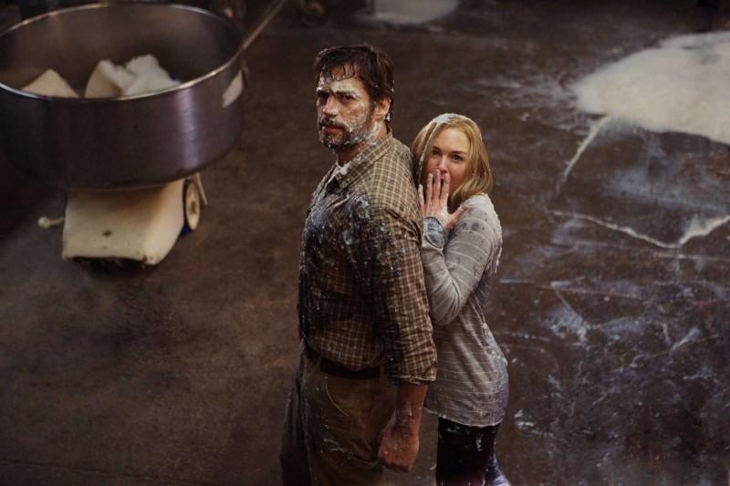 Harry Connick e Renée Zellweger in una scena del film New in Town