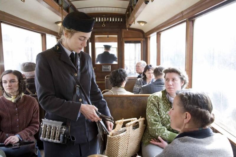 Kate Winslet è Hanna Schmitz nel film The Reader