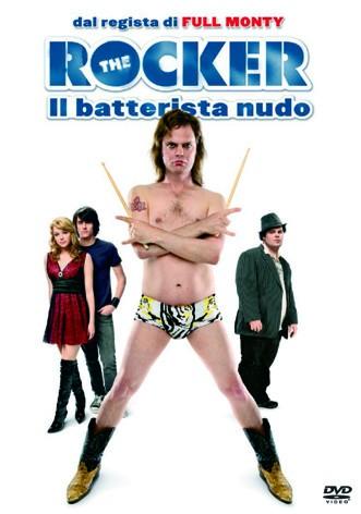 La copertina di The Rocker - Il batterista nudo (dvd)