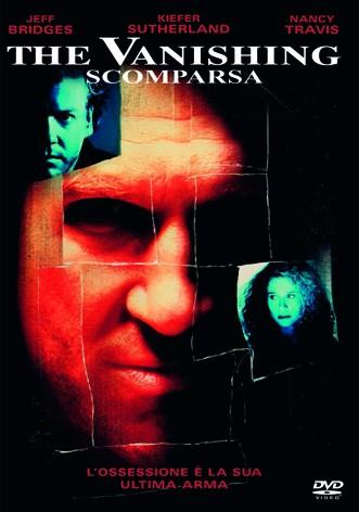 La copertina di The Vanishing - Scomparsa (dvd)