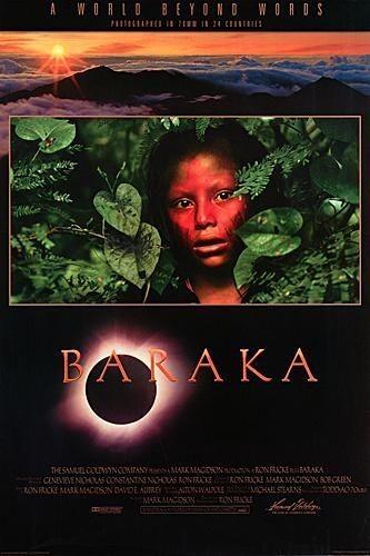 La locandina di Baraka