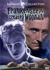 La locandina di La maledizione di Frankenstein
