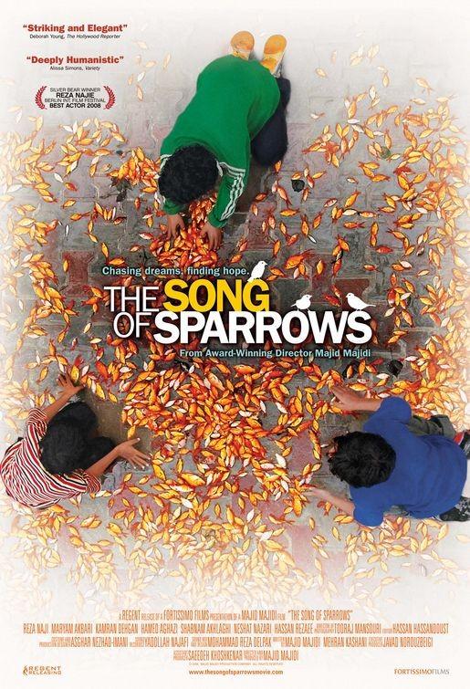 La locandina di The Song of Sparrows