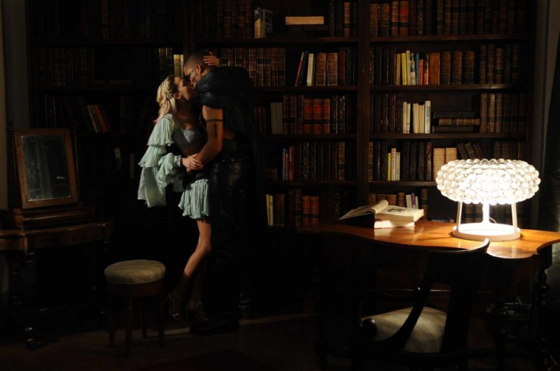 Laura Chiatti e Aurelien Gaya in un'immagine del film Iago