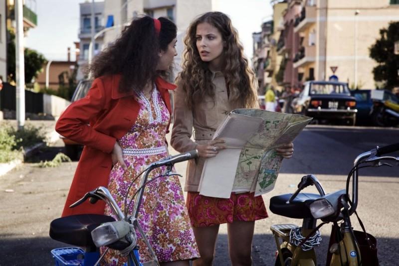 Maria P. Petruolo in una scena del film Questo piccolo grande amore
