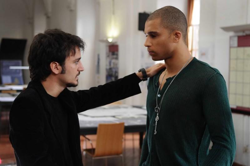 Nicolas Vaporidis e Aurelien Gaya in una scena del film Iago