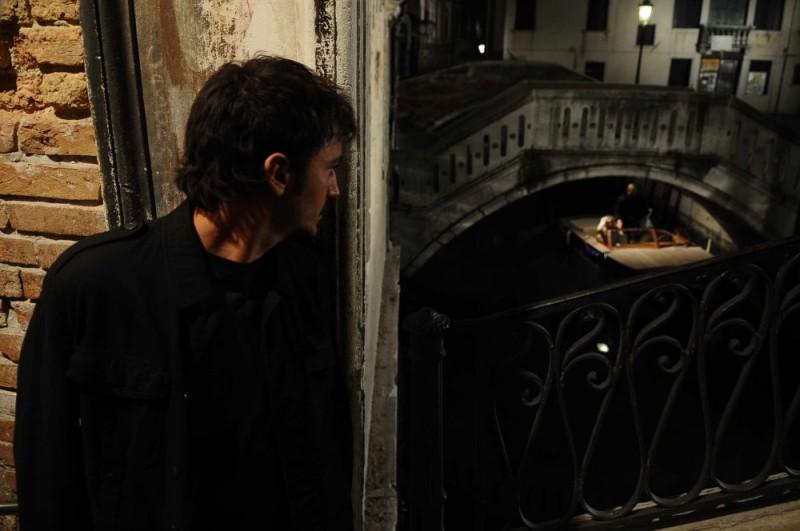 Nicolas Vaporidis è uno dei protagonisti del film Iago
