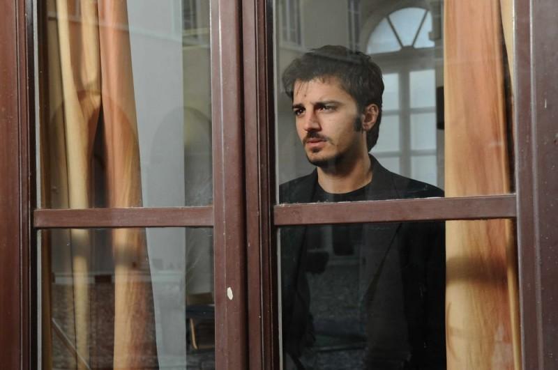 Nicolas Vaporidis in un'immagine del film Iago