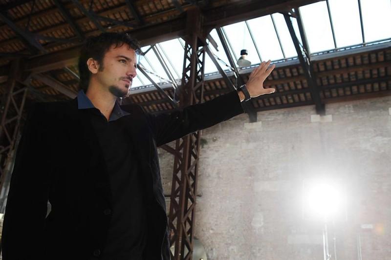 Nicolas Vaporidis interpreta Iago nel nuovo film di Volfango De Biasi