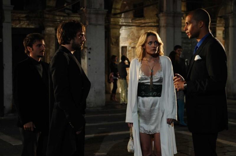 Nicolas Vaporidis, Laura Chiatti e Aurelien Gaya in un'immagine del film Iago