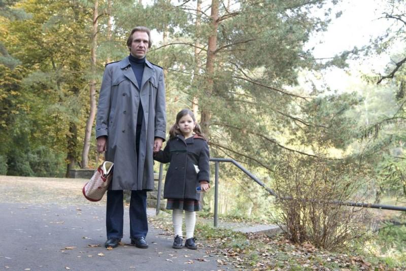 Ralph Fiennes in un'immagine del film The Reader