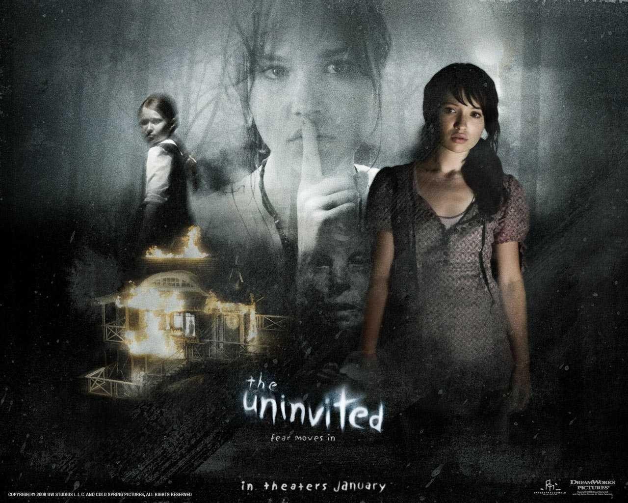 Un wallpaper del film The Uninvited