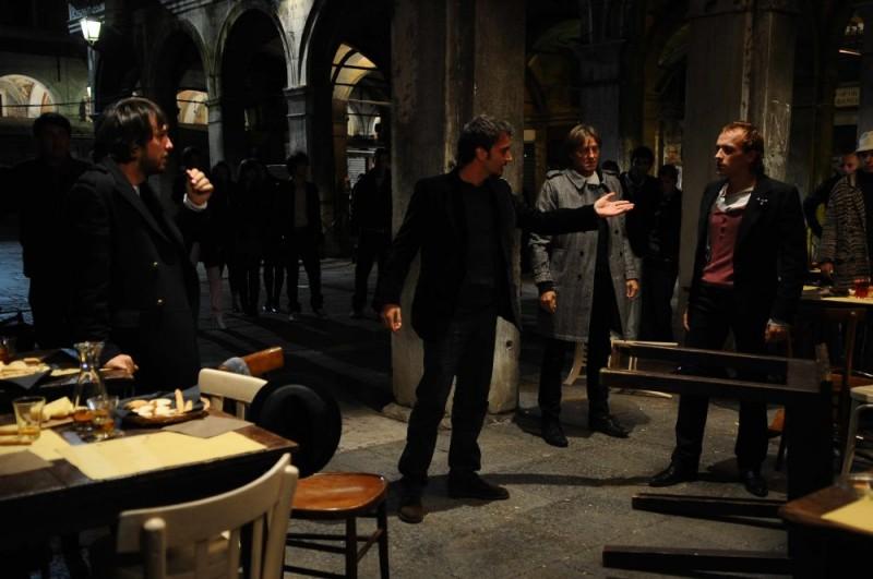Una scena del film Iago