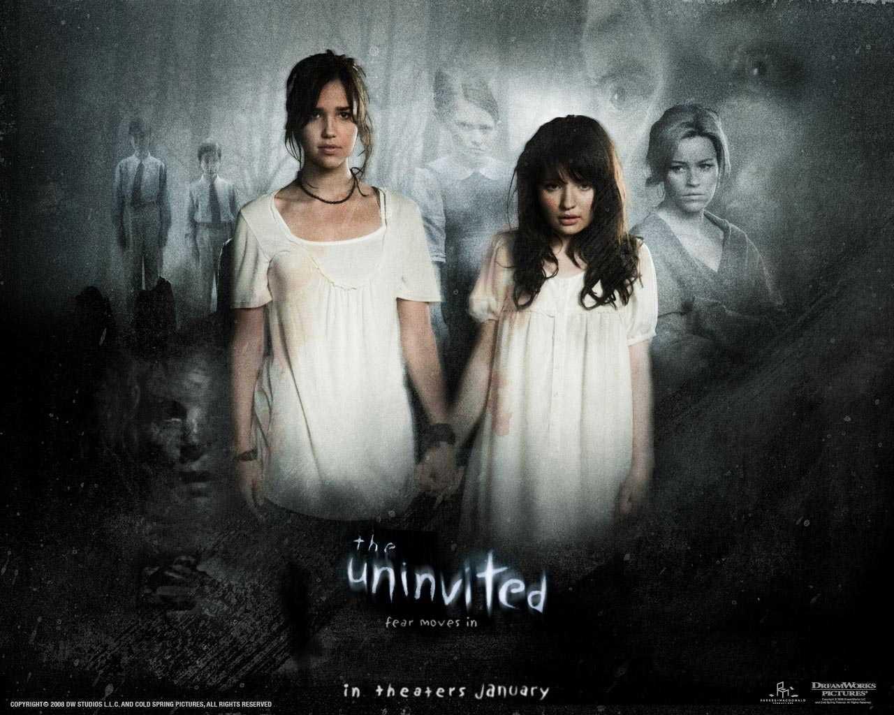 Wallpaper del film The Uninvited