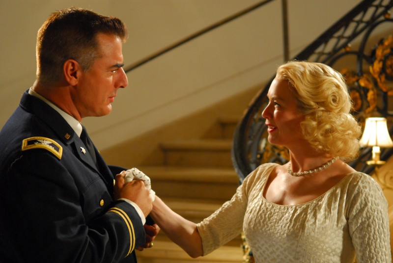 Chris Noth e Renee Zellweger in una sequenza di My One and Only