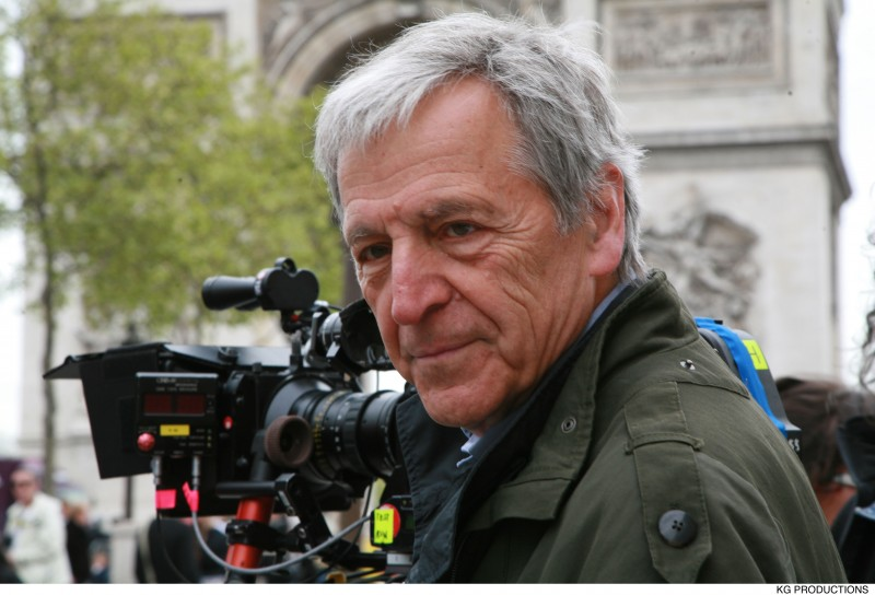 Costa-Gavras sul set di Eden is West