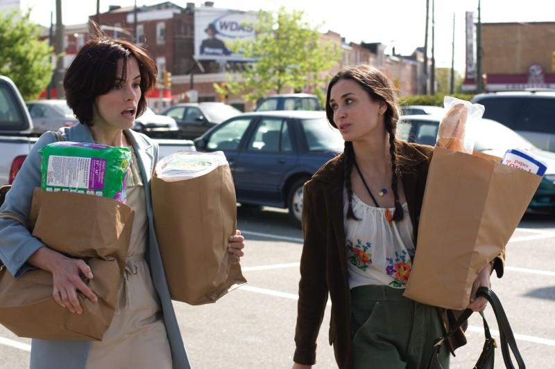 Demi Moore e Parker Posey nel film Happy Tears, in concorso a Berlino 2009