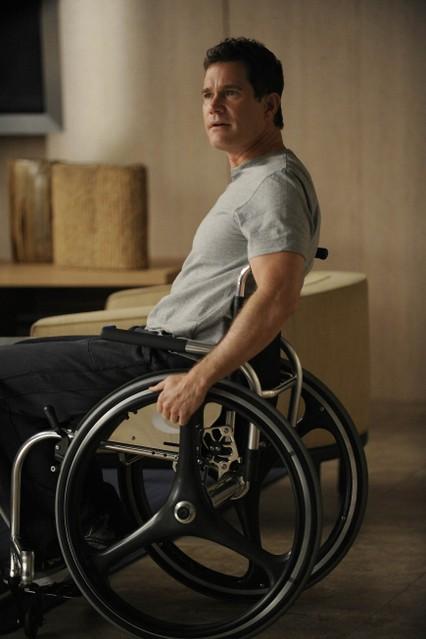 Dylan Walsh nell'episodio 'Ronnie Chase' della quinta stagione di Nip/Tuck